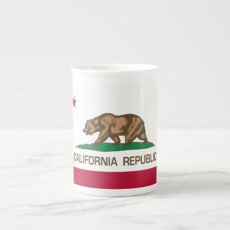 República de California bandera del estado Taza De Porcelana