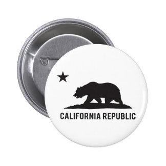 República de California - básica Pin