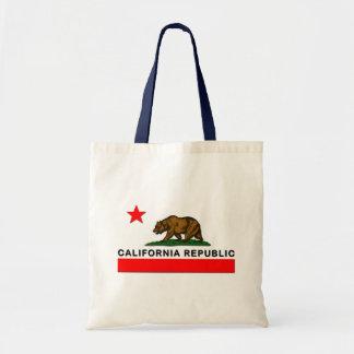República de California Bolsa Tela Barata