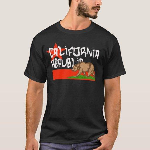 República de California -- Camiseta