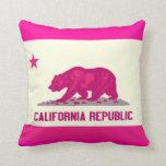 República de California Cojines