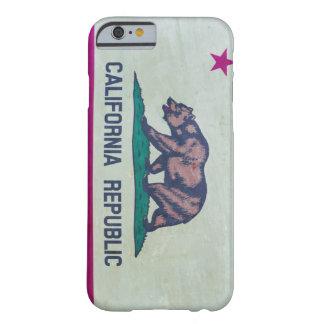 República de California del vintage Funda Para iPhone 6 Barely There
