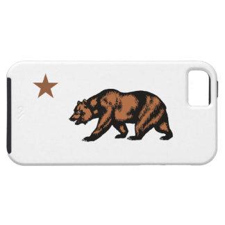 República de California iPhone 5 Protectores