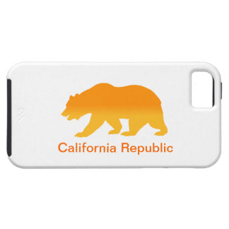 República de California iPhone 5 Carcasa
