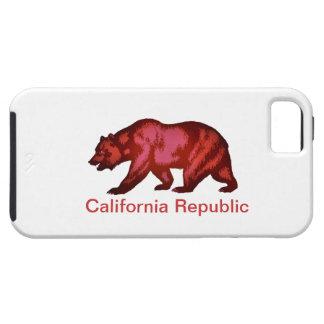 República de California iPhone 5 Fundas