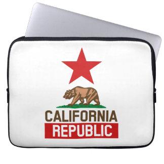 República de California Manga Portátil