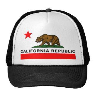 República de California Gorro