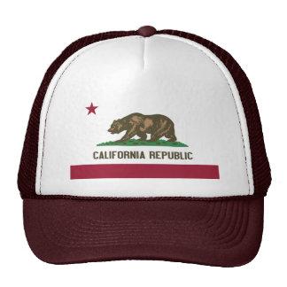 República de California Gorros