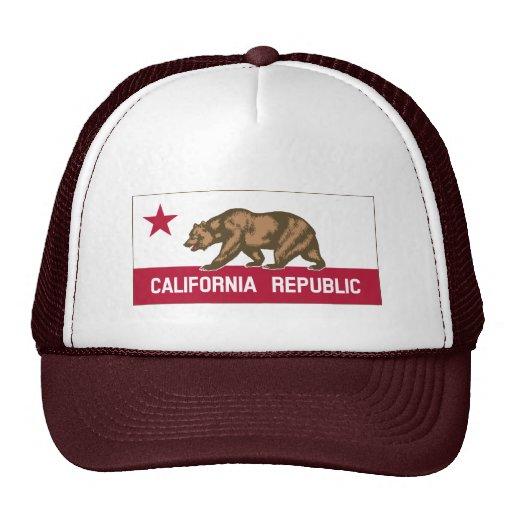 República de California Gorras