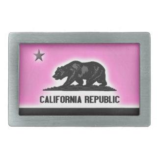 República de California Hebilla De Cinturón