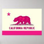 República de California Impresiones