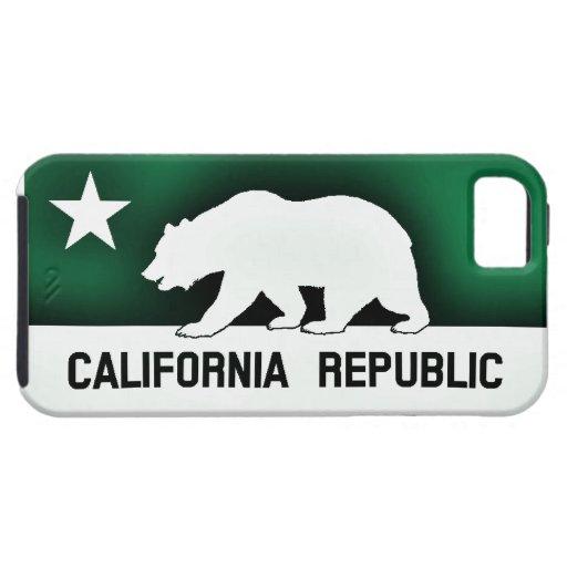 República de California iPhone 5 Cárcasa