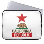 República de California Mangas Computadora