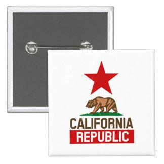 República de California Pin