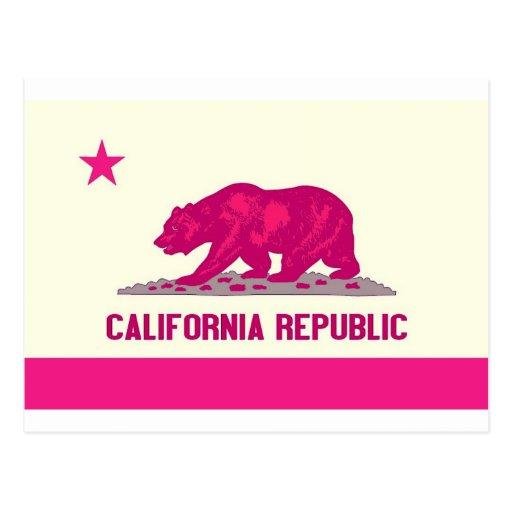 República de California Postal