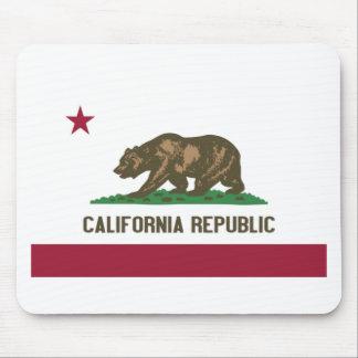 República de California Alfombrilla De Ratones