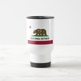 República de California Taza De Viaje