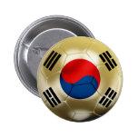 República de Corea Pin