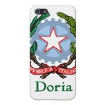 República de Doria de Italia iPhone 5 Protectores