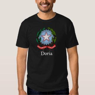 República de Doria de Italia Poleras
