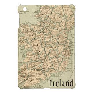República de Irlanda del mapa de la antigüedad del