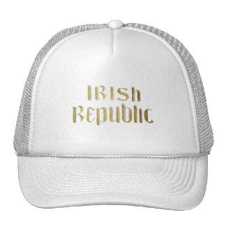 República de Irlanda Gorros