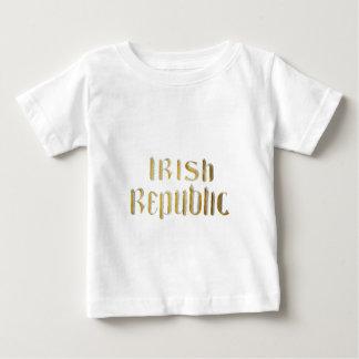 República de Irlanda Playera De Bebé