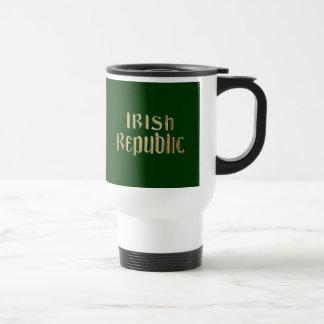 República de Irlanda Taza De Café