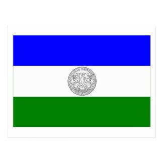 República de la bandera de Jämtland (oficiosa) Postales