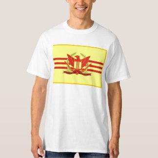 República de la bandera de las fuerzas militares playera