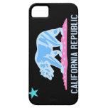 República de la bandera del oso de California - ca iPhone 5 Fundas