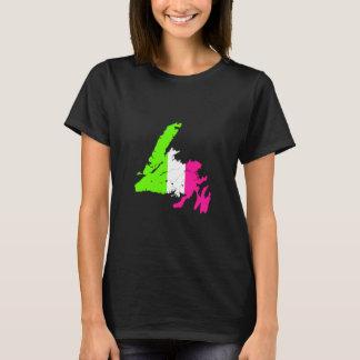 República de la camiseta de las señoras de