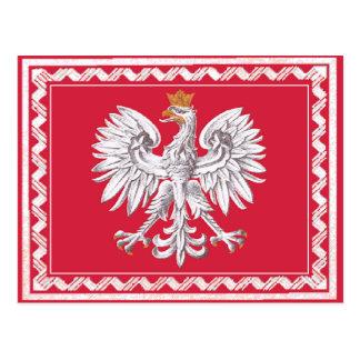 República de la postal de Polonia