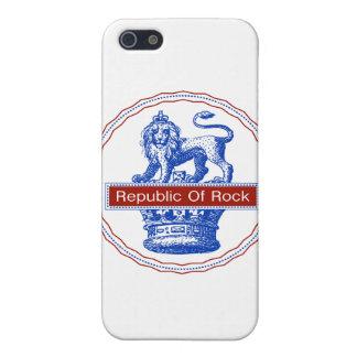 República de la roca iPhone 5 cobertura