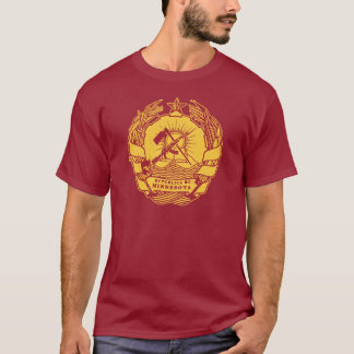 Republica de Minnesota T-Shirt