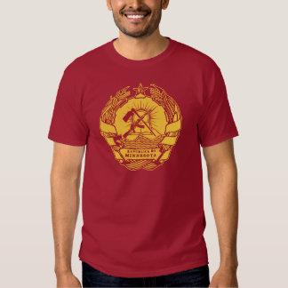 Republica de Minnesota Tshirts