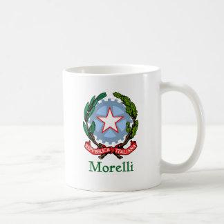 República de Morelli de Italia Taza Clásica