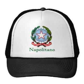 República de Napolitano de Italia Gorras