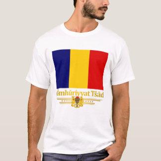 República de República eo Tchad (árabe) Playera