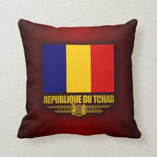 República de República eo Tchad Cojín Decorativo