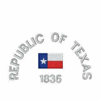 República de Tejas - 1836 - el polo de los hombres