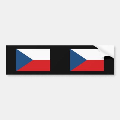 República del theech, Checa Etiqueta De Parachoque