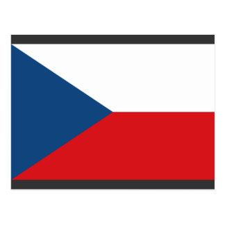 República del theech Checa Postales