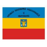 República Democratic de Moldavia, el Moldavia Postal