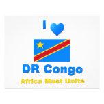 República Democrática del Congo Comunicado