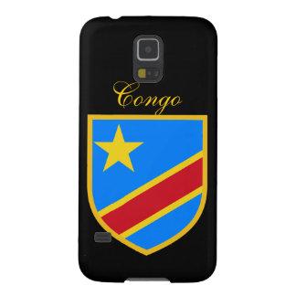 República Democrática del Congo Funda De Galaxy S5