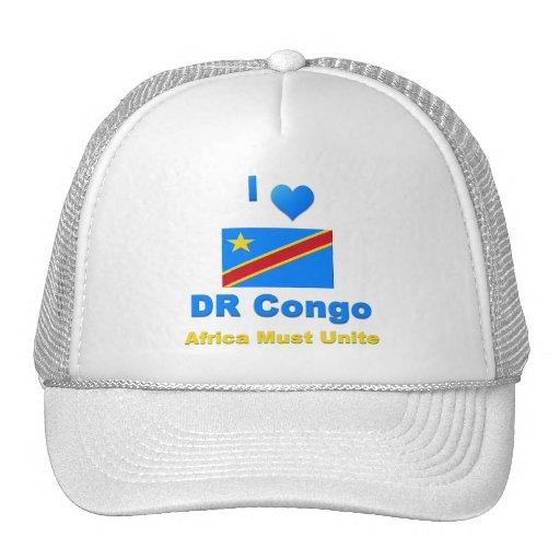 República Democrática del Congo Gorros