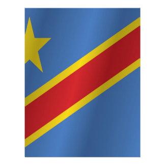 República Democrática del Congo Plantillas De Membrete