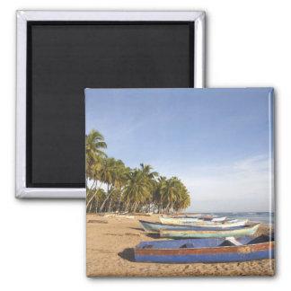 República Dominicana, costa del norte, Nagua, Play Imán Cuadrado