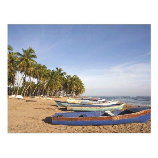 República Dominicana, costa del norte, Nagua, Play Postales